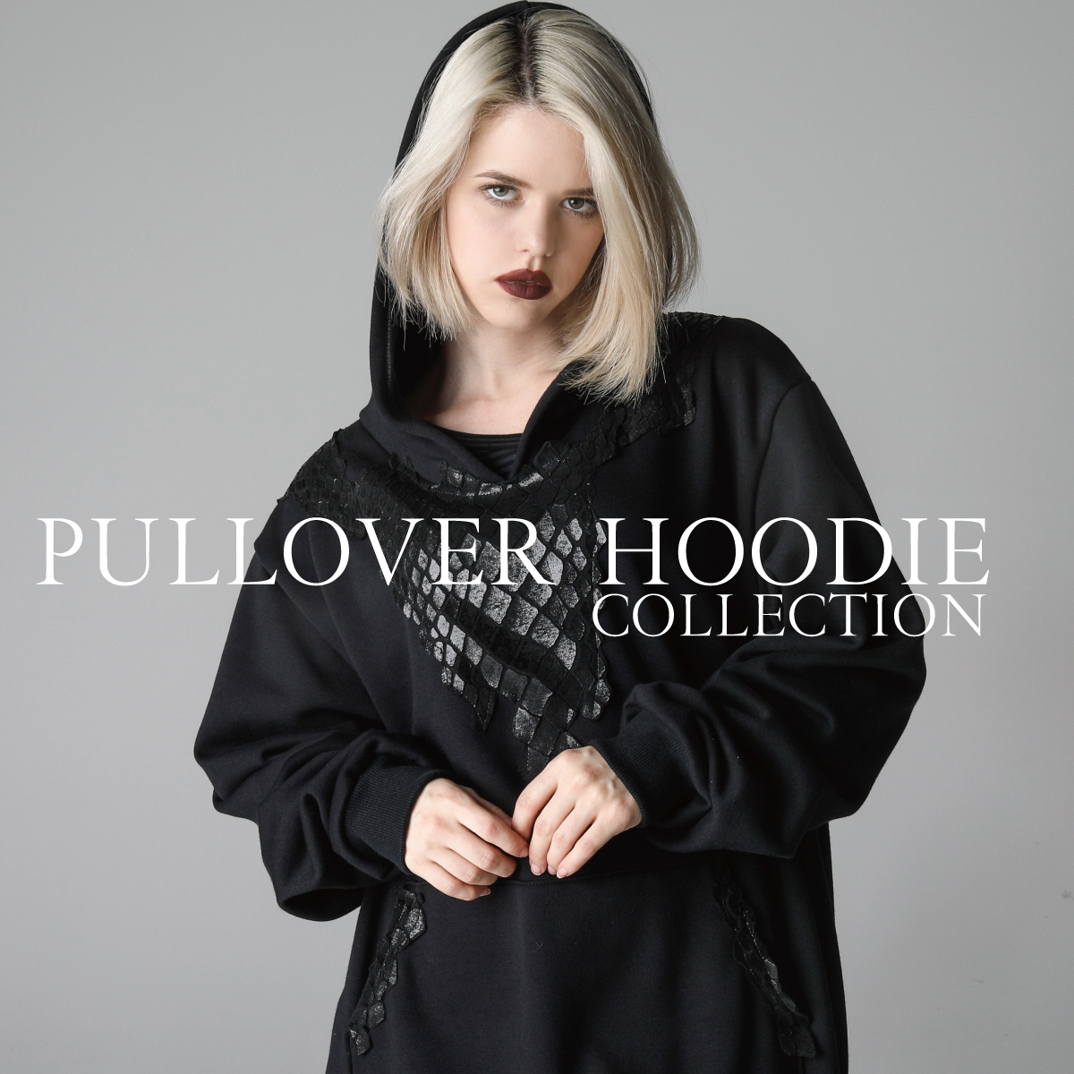 1018 PULLOVER HOODIE COLLECTION