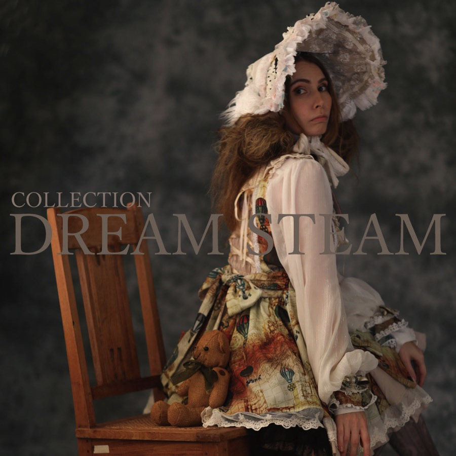 1019 DREAM STEAM COLLECTION