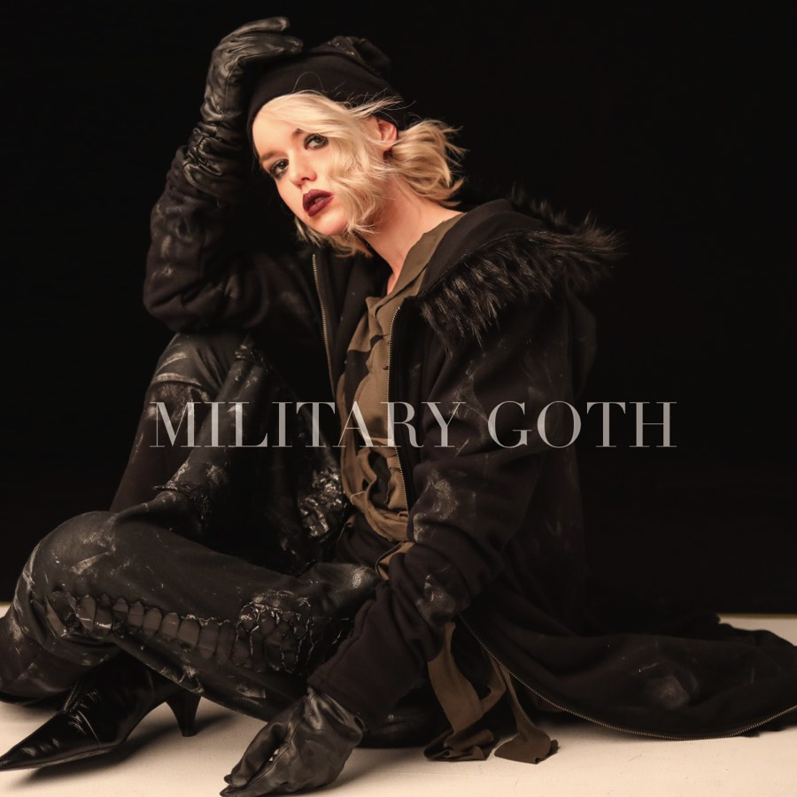0118 MILITARY GOTH COLLECTION