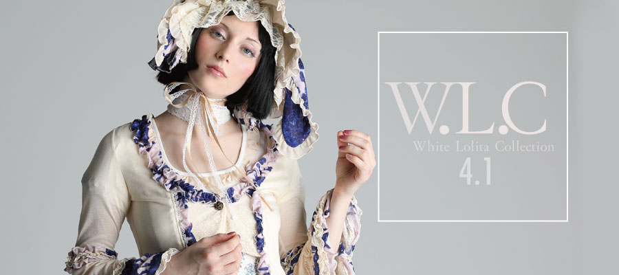 0401 W.L.C【White Lolita Collection】