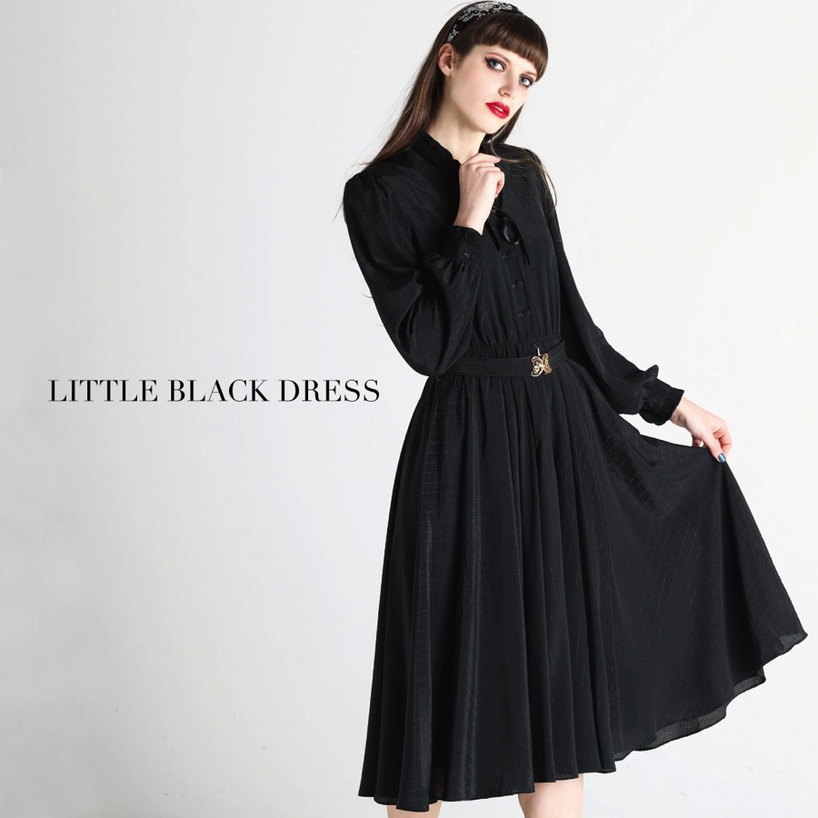 0313 h.Closet - LITTLE BLACK DRESS