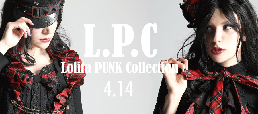 0414 L.P.C【LOLITA PUNK COLLECTION】
