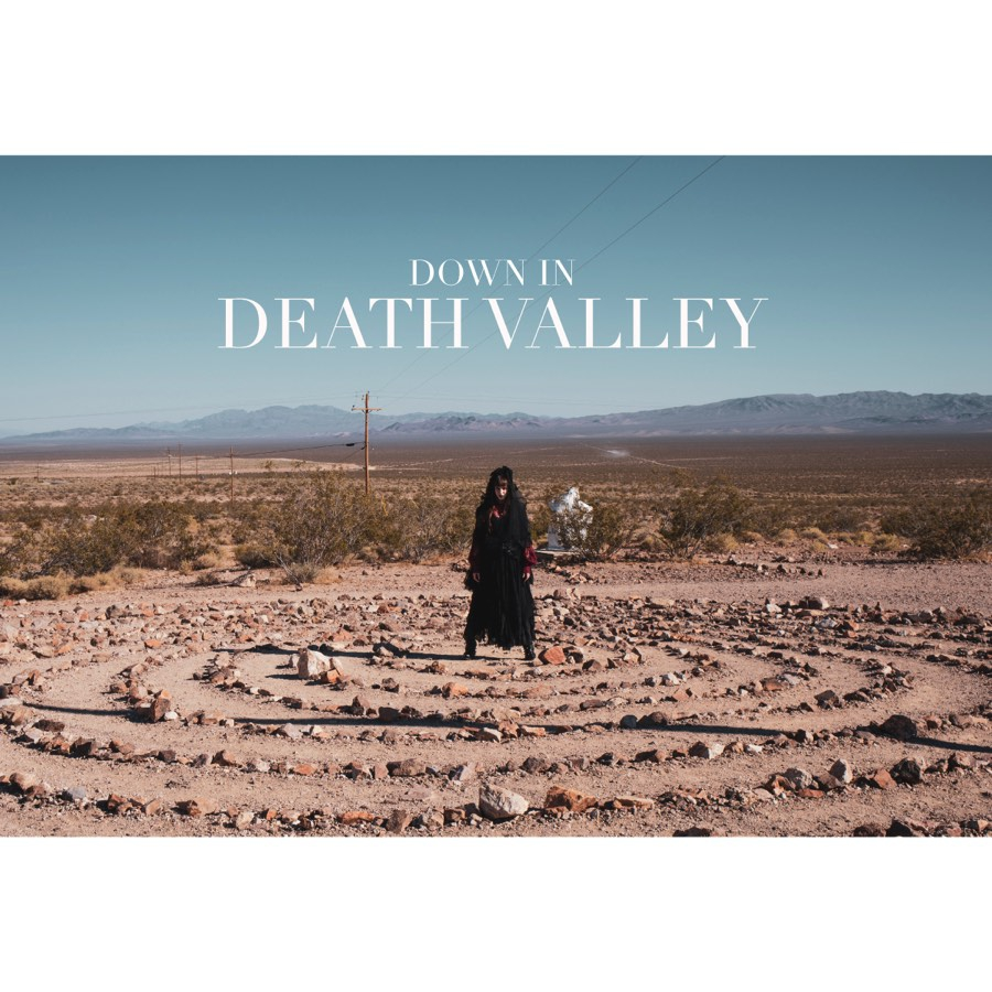 0725 DOWN IN DEATH VALLEY