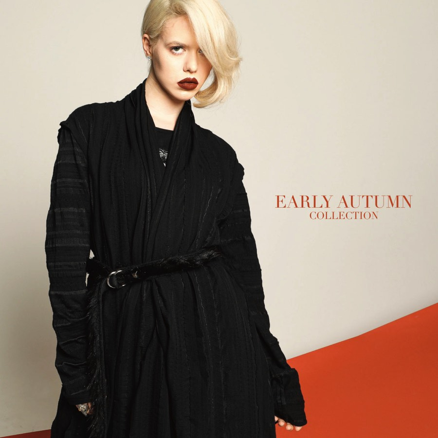 0827 EARLY AUTUMN COLLECTION