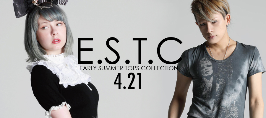 0422 E.S.T.C【Early Summer Tops Collection】