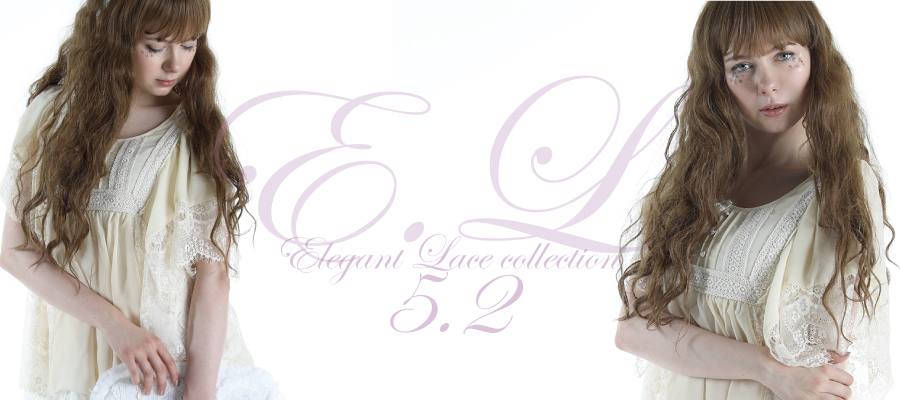 0502 E.L Elegant Lace Collection