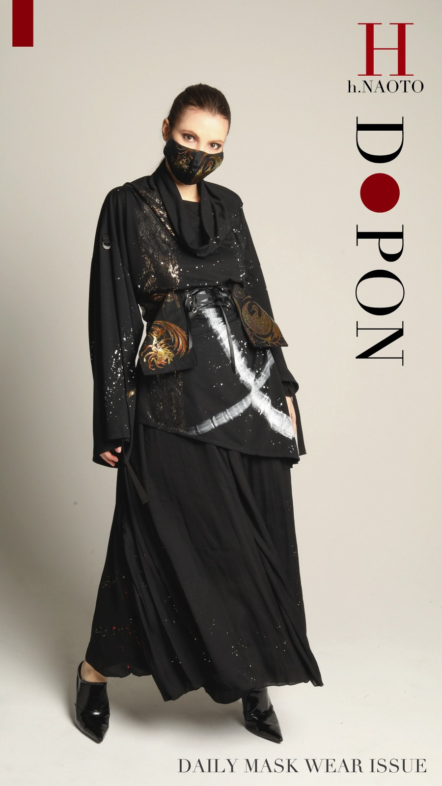 0403 D.PON - DAILY MASK WEAR ISSUE