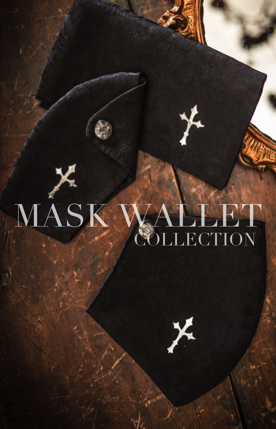 0428 MASK WALLET COLLECTION