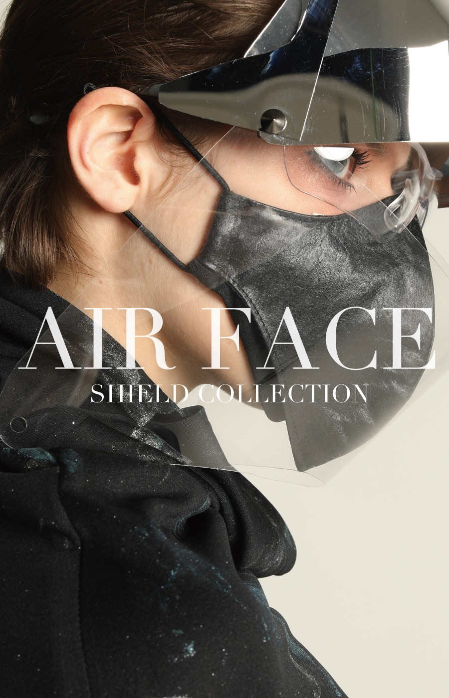 0616 AIR FACE  SHIELD COLLECTION