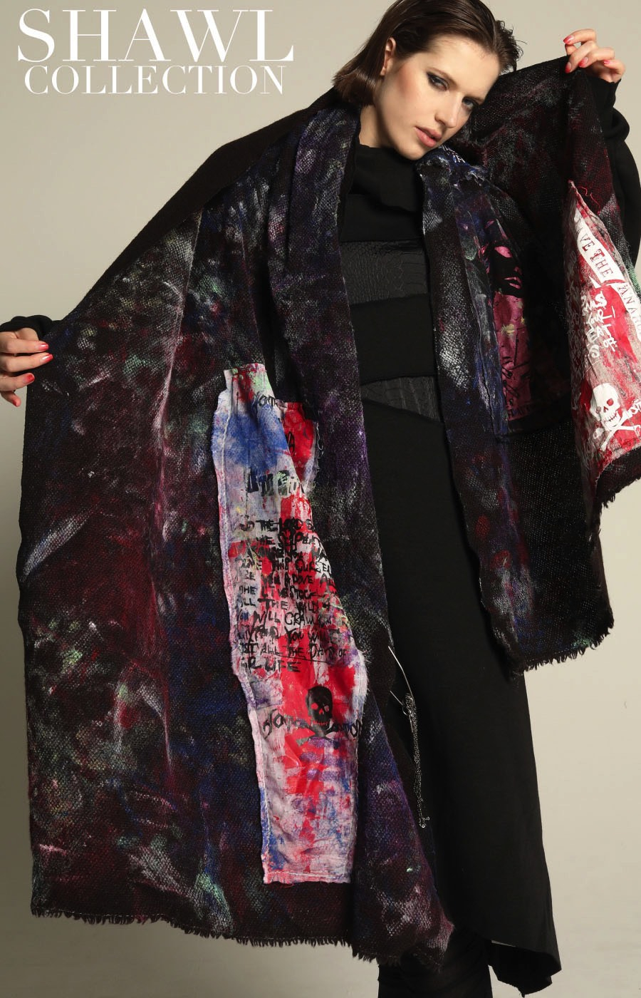 1015 SHAWL COLLECTION