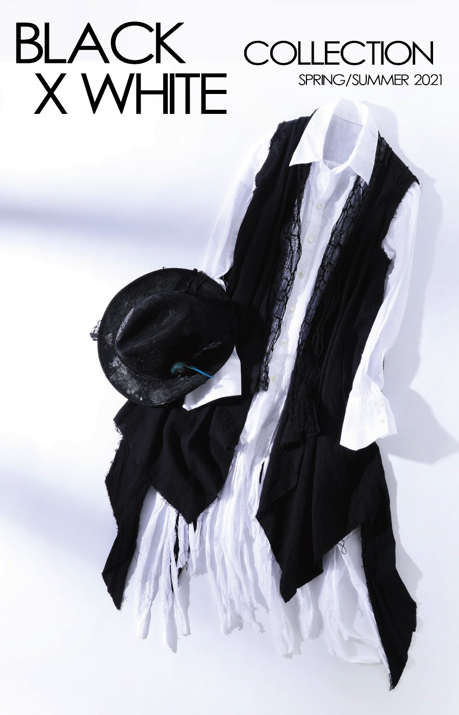 0223 BLACK × WHITE COLLECTION