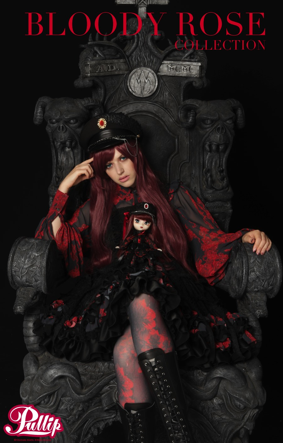 0603 BLOODY ROSE COLLECTION