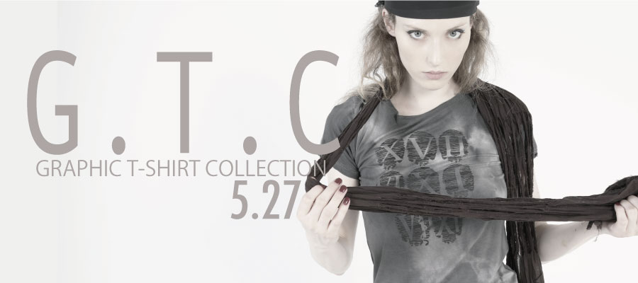 0527G.T.C Graphic T-Shirt Collection