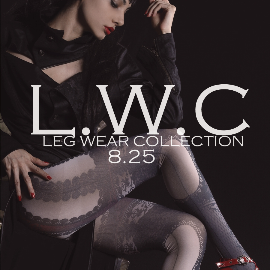 0825 L.W.C【LEG WEAR Collection】