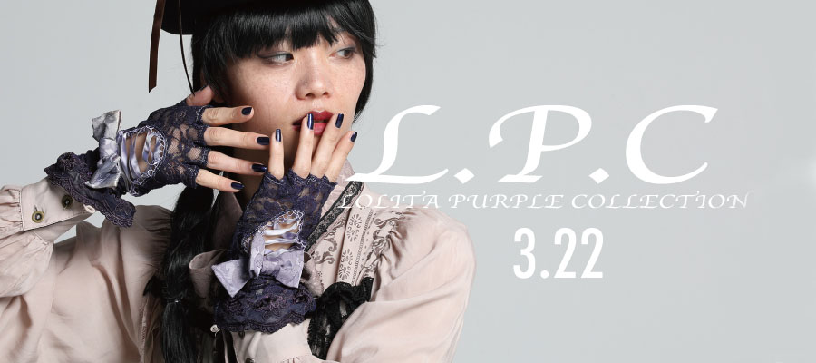 0322 L.S.C【LOLITA STEAM Collection】