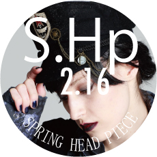 0216 S.Hp【Spring Head Piece】