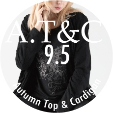 0905 A.T&C【AUTUMN TOPS&CARDIGAN】