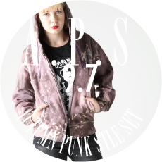 0907 A.P.S【AUTUMN PUNK Style SET】