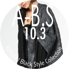 1003 A-B.S【AUTUMN Black Style Collection】