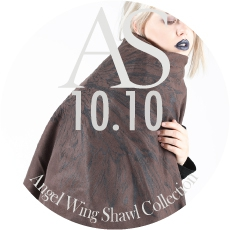 1010 A.S【Angel wing Shawl Collection】