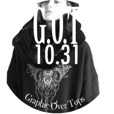 1031 G.t.T【Graphic over TOPS】