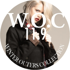 1109 W.O.C【WINTER OUTER Collection】