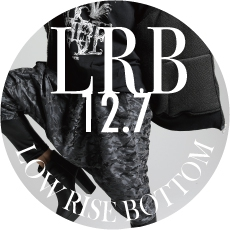 1207 LRB【LOW RISE BOTTOMS】