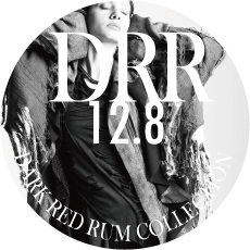 1208 DRR【DARK RED RUM Collection】