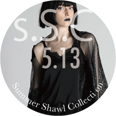 0513 s.S.C Summer Shawl Collection