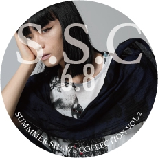 0608 S.s.C Summer Shawl Collection Vol.2