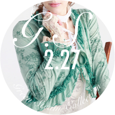 0227G.S【GREEN STEAM Collection】