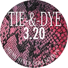 0320 【TIE-AND-DYE】