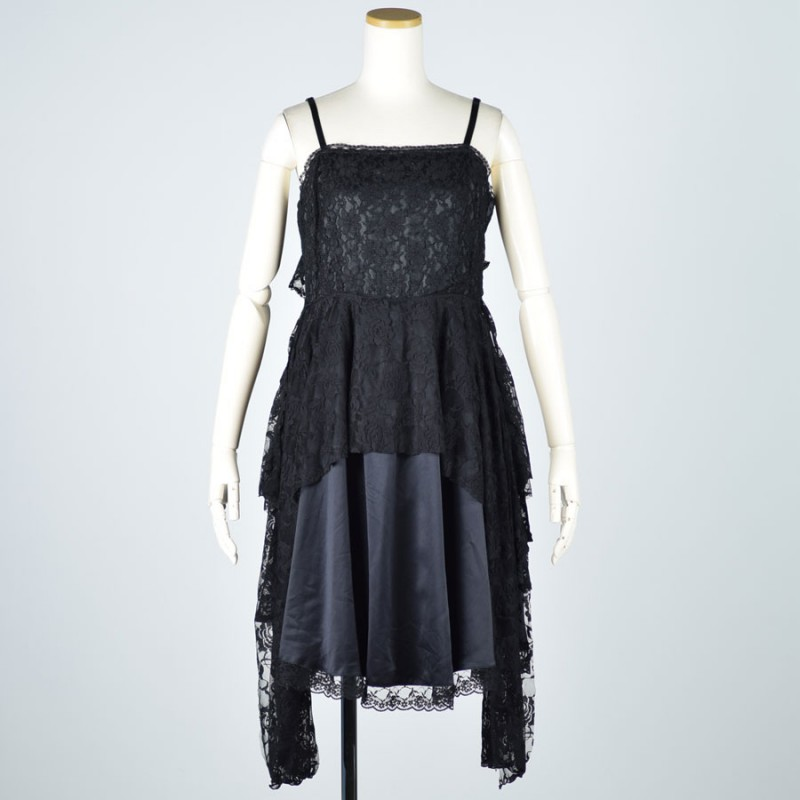 Blouse remake gothic dress