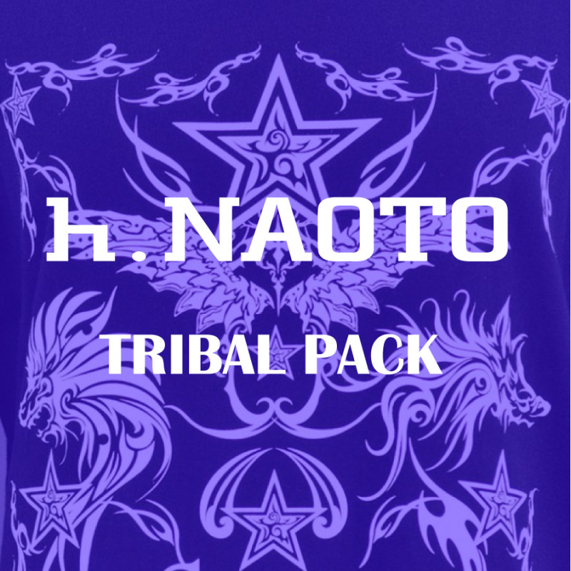 TRIBAL TOPS CLEARANCE PACK
