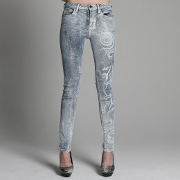 PEARL PAINT DENIM