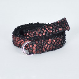 Red Dragon scale belt
