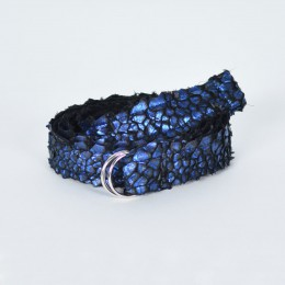 Blue Dragon scale belt
