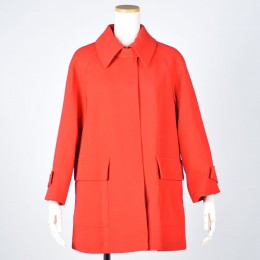 Red Classic Coat