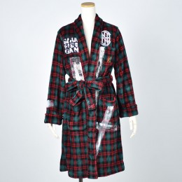 Anarchy check gown