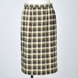 Message check skirt