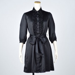 Fifties frill dress