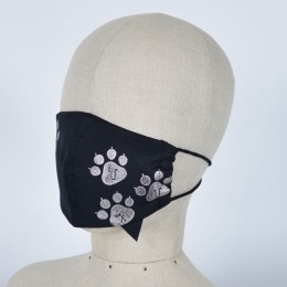 Cat footprint cat ear mask Wear / M