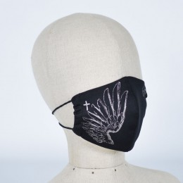 666 Dark Angel Mask Wear 2 / L