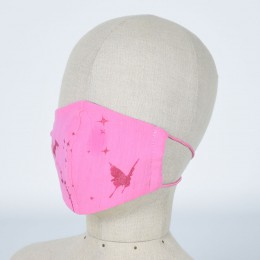 Fantasy Pink Mask Wear / M