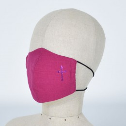 Passion Cross PINK  Mask Wear / M