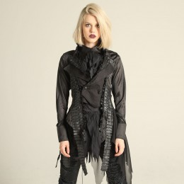 Dragon leather vest 2nd