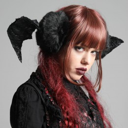 Dragon Bat Wing Earmuffs