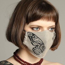 Gear Butterfly MASK WEAR / M