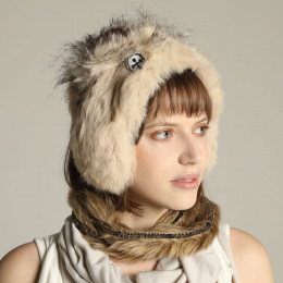Monster Eco Fur EarMuffs