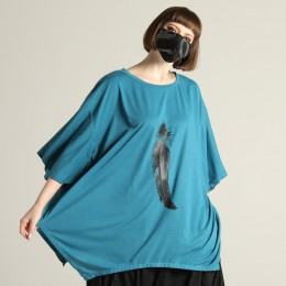Angel Wings Super Size Tunic